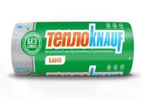 ТеплоКНАУФ Баня