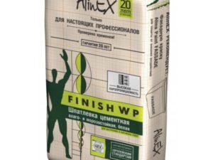 Шпаклёвка гипсовая Alinex Glatt 25 кг