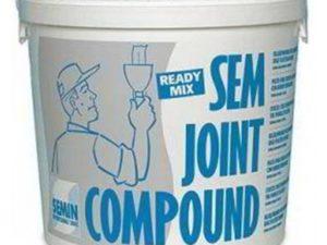 Шпаклёвка Semin Sem Joint Compound 25 кг