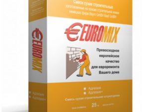 "Теплоклей ""Евромикс"""