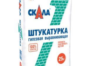 """Шпаклёвка полимерная """"Скала"""""""