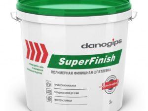 Шпатлевка пастообразная полимерная, SuperFinish