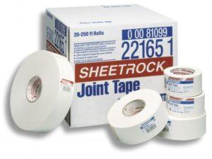Бумажные соединительные ленты для заделки швов Sheetrock