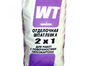 Гипсополимер Walltex 25 кг