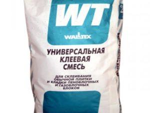 Клей Walltex 25 кг