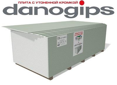 Гипсовые плиты Danogips