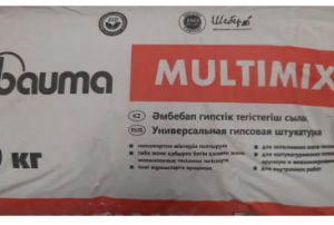"Штукатурка ""BAUMA Multimix""(25кг), меш"