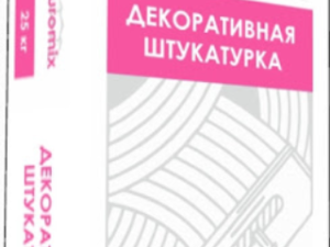 """Штукатурка Травертин""""Евромикс"""" ( 25кг), меш"""