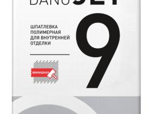 """Шпатлевка """"DANO JET 9"""" (25кг), шт"""