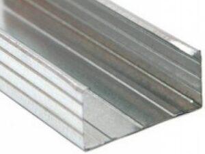 Профиль направляющий100*40 (0,6 мм.), шт