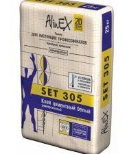 """Клей AlinEX """"Set 305"""" (25 кг), меш"""