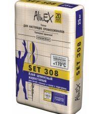 """Клей AlinEX """"Set 308"""" (25 кг), меш"""