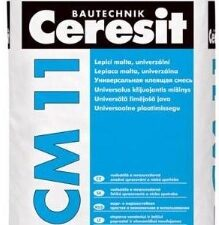 "Клей CERESIT ""СМ 11"" (25 кг), меш"